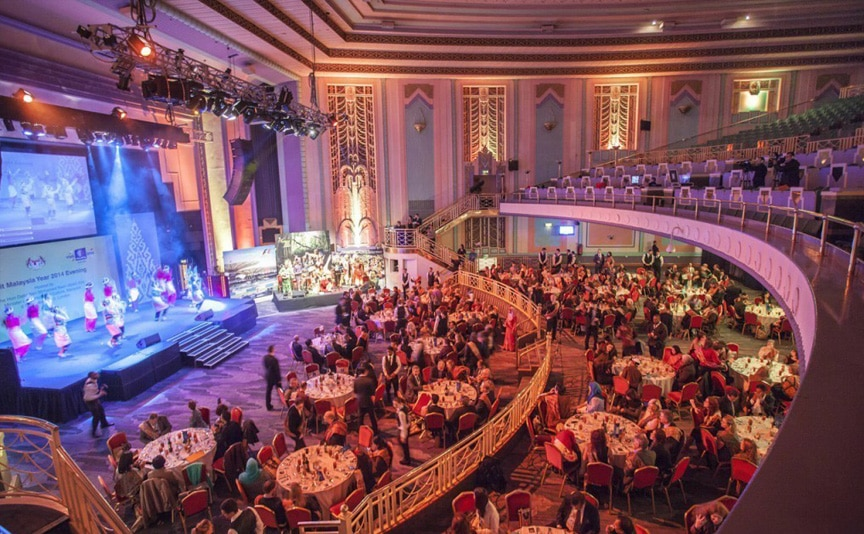 Event Tech Awards appoints new caterer for 2018 edition